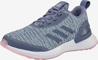 ADIDAS PERFORMANCE Chaussure de sport 'Rapidarun X' en azur / bleu-gris, Vue avec produit