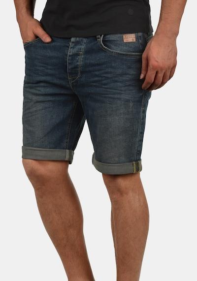 BLEND Jeansshorts 'Martels' in blau, Modelansicht