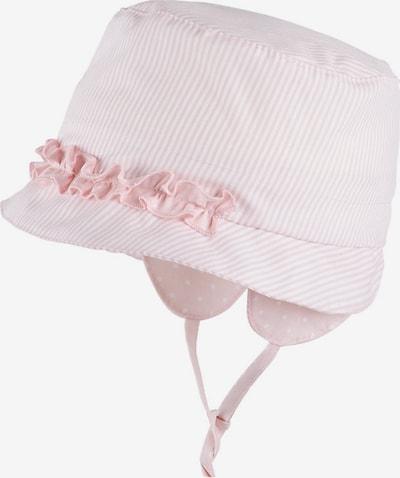 pure pure by BAUER Sonnenhut in rosa / weiß, Produktansicht