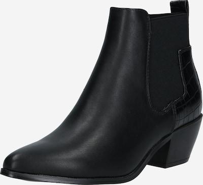 ONLY Chelsea Boots 'TOBIO' en noir, Vue avec produit
