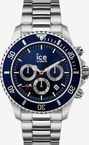 ICE WATCH Analog Watch in Silver