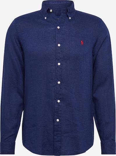 POLO RALPH LAUREN Overhemd in de kleur Navy, Productweergave