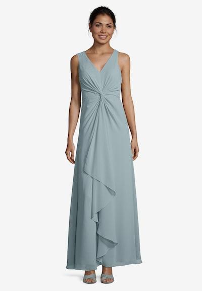 Vera Mont Abendkleid ohne Arm in mint: Frontalansicht