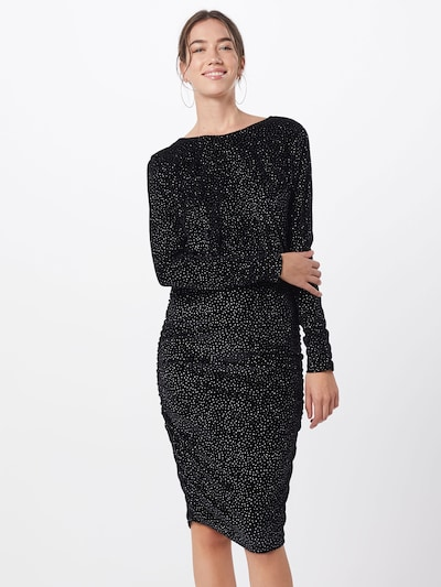 Moves Obleka 'bissi 1304' | črna barva: Frontalni pogled