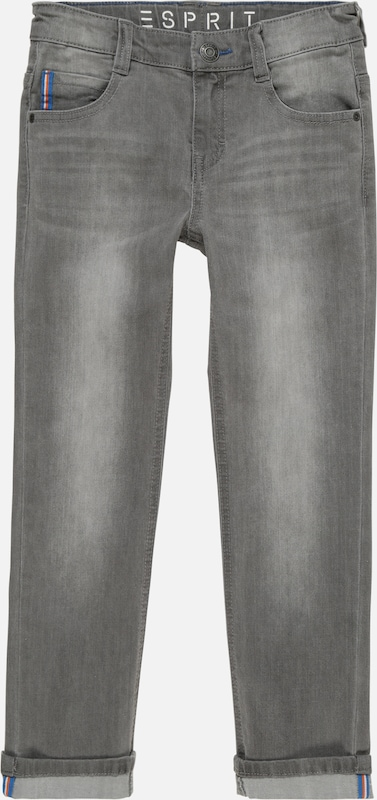 ESPRIT Jeans in de kleur Grey denim, Productweergave