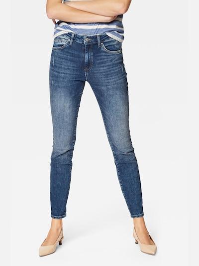 Mavi Jeans Super Skinny Cropped ' TESS ' in blau, Modelansicht
