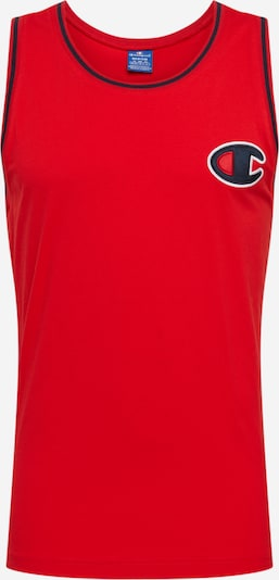 Champion Authentic Athletic Apparel Tanktop in rot, Produktansicht