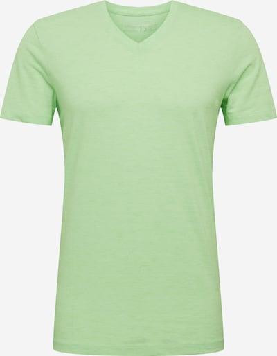 TOM TAILOR DENIM T-Shirt in neongrün, Produktansicht