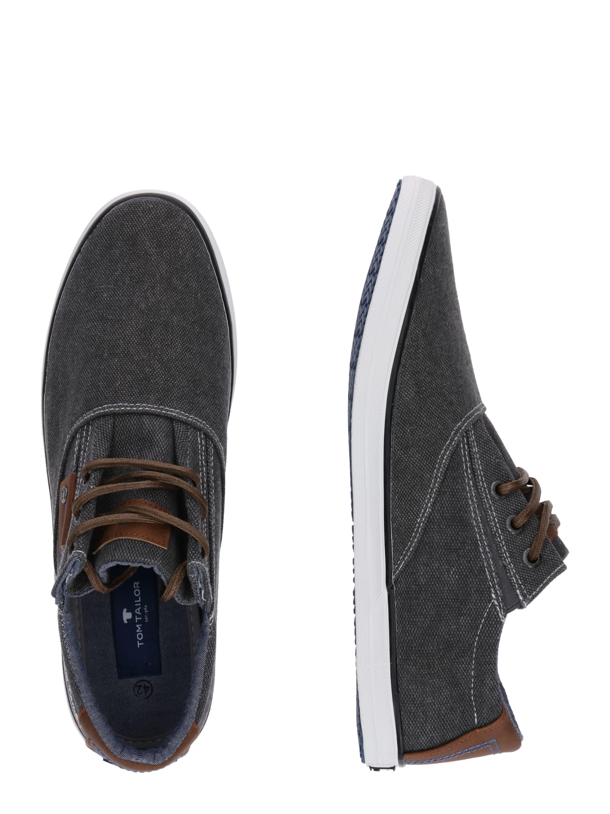 Tailor Sneaker Dunkelgrau In Dunkelgrau Sneaker In Tom In Tailor Tom Tom Tailor Sneaker wNm8n0