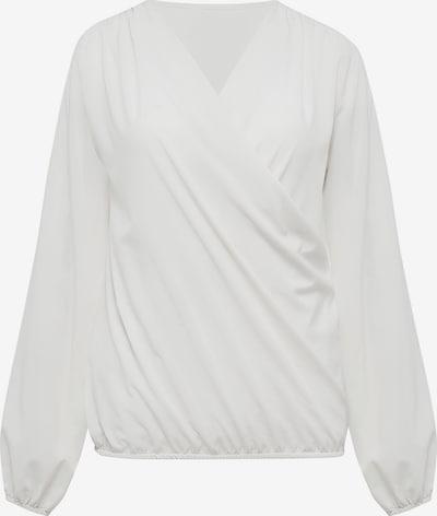 DREIMASTER DreiMaster Maritim Bluse in weiß: Frontalansicht