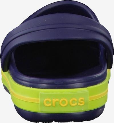 Crocs Otvorene cipele u indigo / limeta, Pregled proizvoda