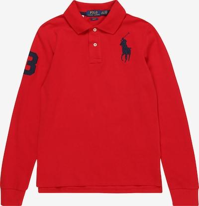 Tricou POLO RALPH LAUREN pe roșu, Vizualizare produs