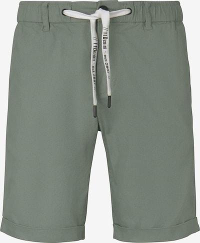 TOM TAILOR DENIM Shorts in pastellgrün, Produktansicht