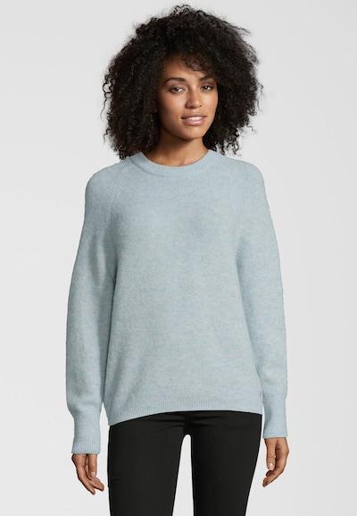 BETTER RICH Pullover 'CREW NECK' in azur, Modelansicht