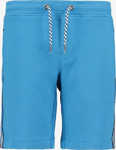 GARCIA Shorts in marine / hellblau / weiß, Produktansicht