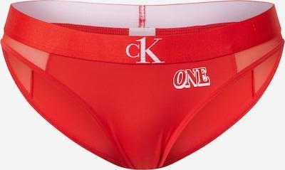 Calvin Klein Underwear Kalhotky - červená, Produkt