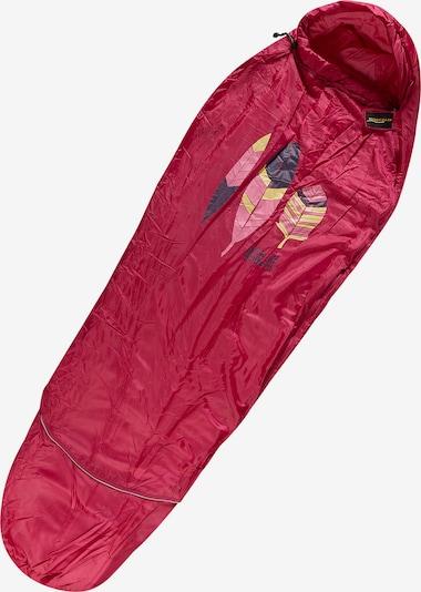 JACK WOLFSKIN Schlafsack 'Grow Up' in mischfarben / pink, Produktansicht