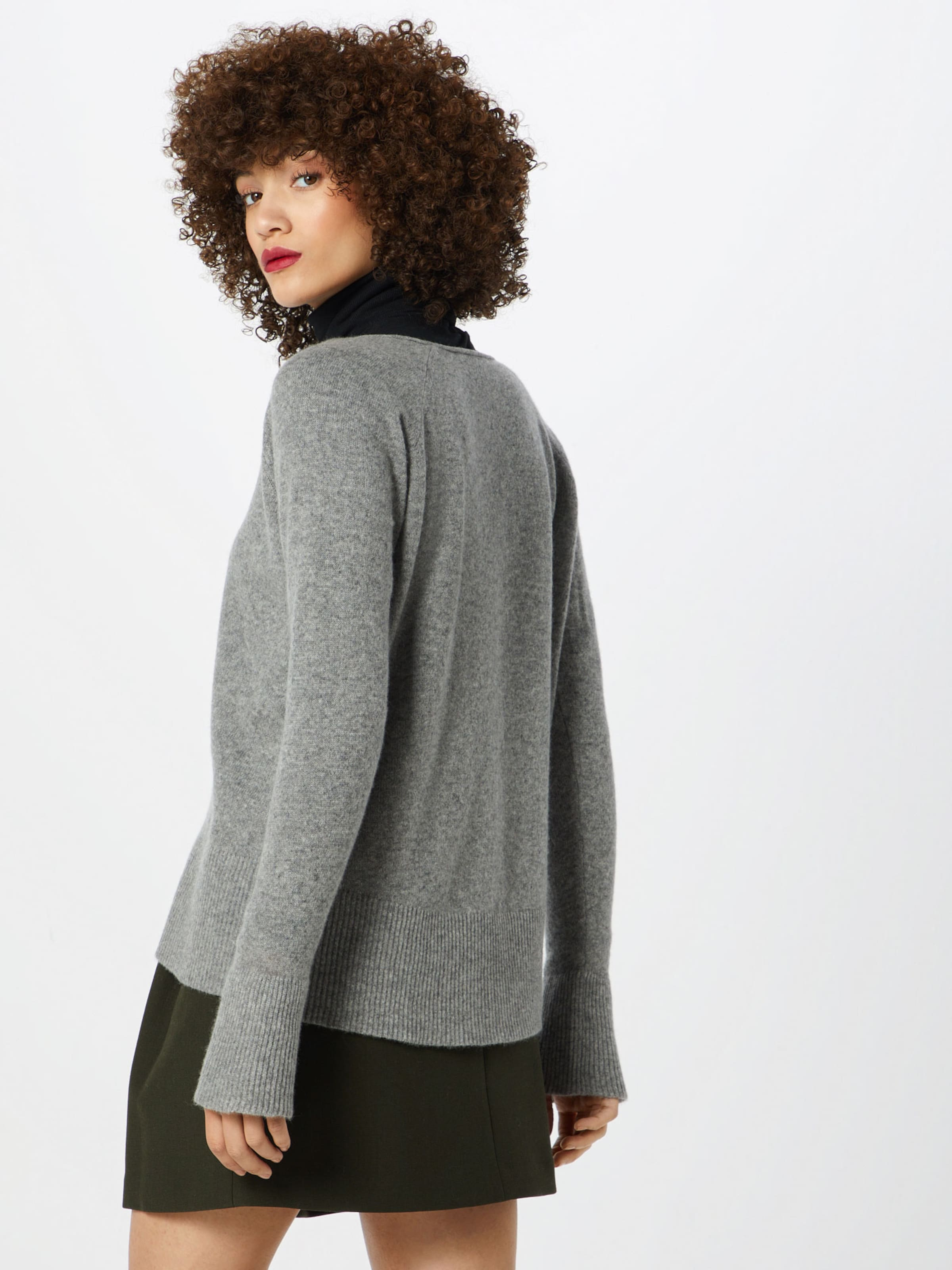 Pull Comma Chiné over En Gris rxoCdeWB