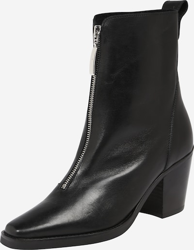 ABOUT YOU Stiefeletten 'Aylin' in schwarz: Frontalansicht