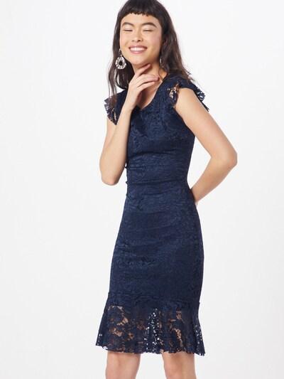 WAL G. Koktejl obleka 'Dress' | mornarska barva: Frontalni pogled