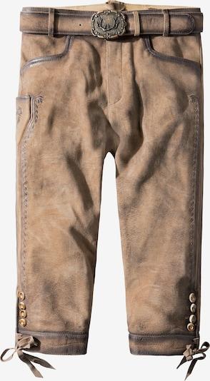 STOCKERPOINT Klederdracht broek 'Siggi 2' in de kleur Bruin, Productweergave