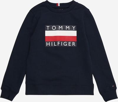 tengerészkék / piros / fehér TOMMY HILFIGER Tréning póló, Termék nézet
