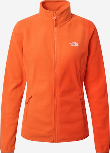 THE NORTH FACE Funktionsjacke 'Glacier' in hellrot, Produktansicht
