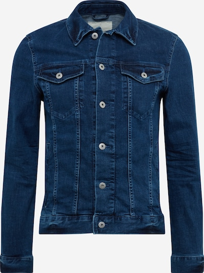 TOM TAILOR Jeansjacke in blue denim, Produktansicht
