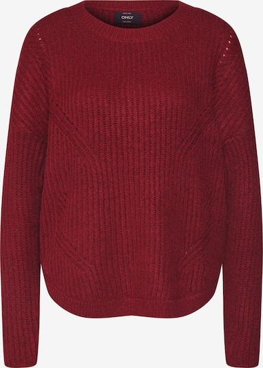 Megztinis 'BERNICE' iš ONLY , spalva - vyno raudona spalva, Prekių apžvalga