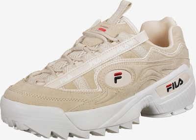 FILA Schuhe ' D-Formation S ' in beige, Produktansicht