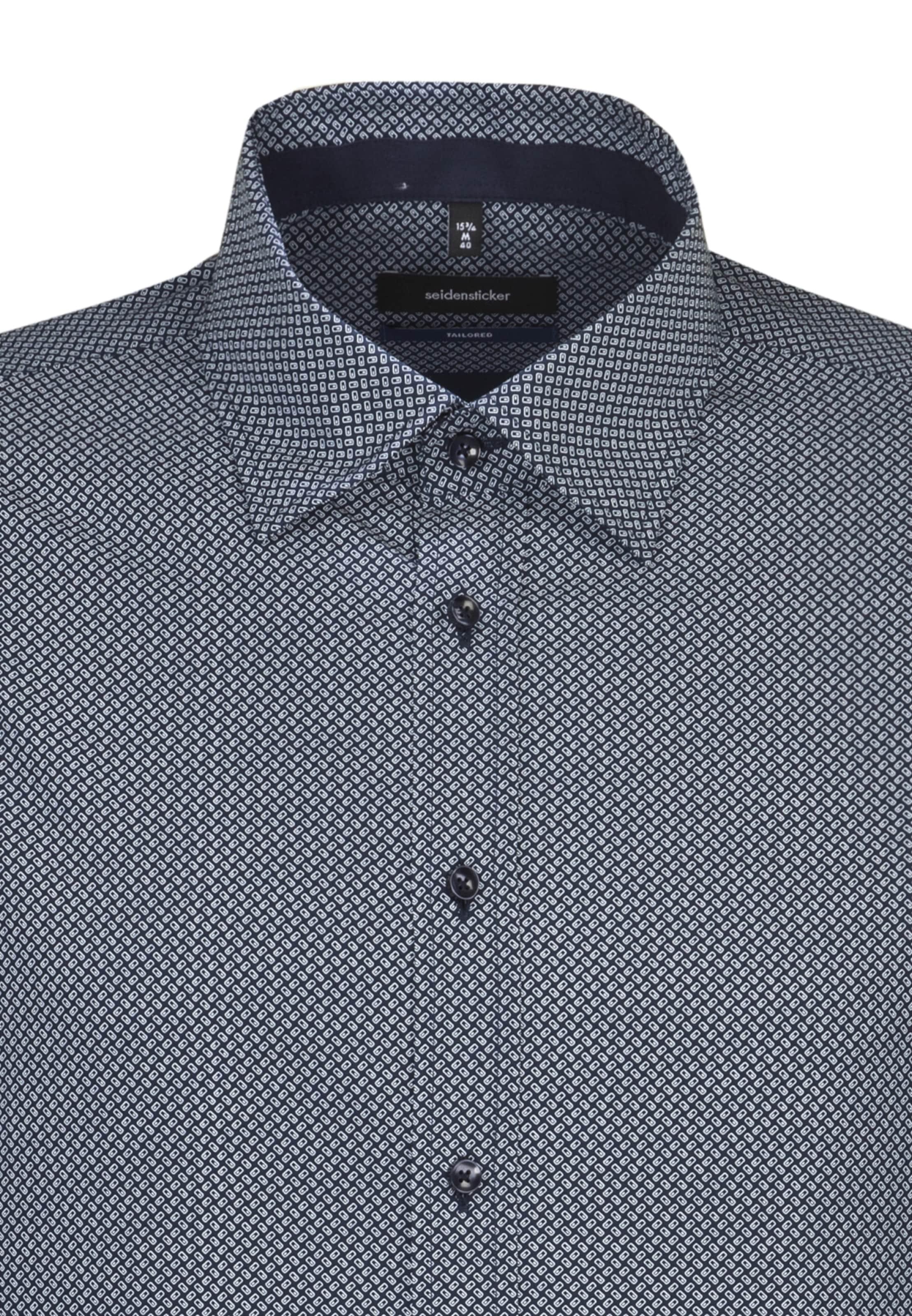 Seidensticker Business En Chemise 'tailored' gris Bleu b6gf7vYy