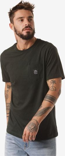 Lakeville Mountain T-Shirt 'Matopo' in grün / dunkelgrün, Produktansicht