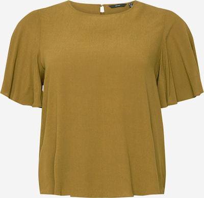 Vero Moda Curve Shirt 'ESTHER' in oliv, Produktansicht