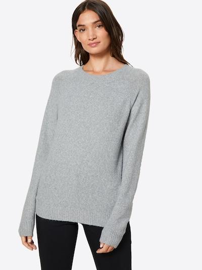 VERO MODA Pullover in grau, Modelansicht