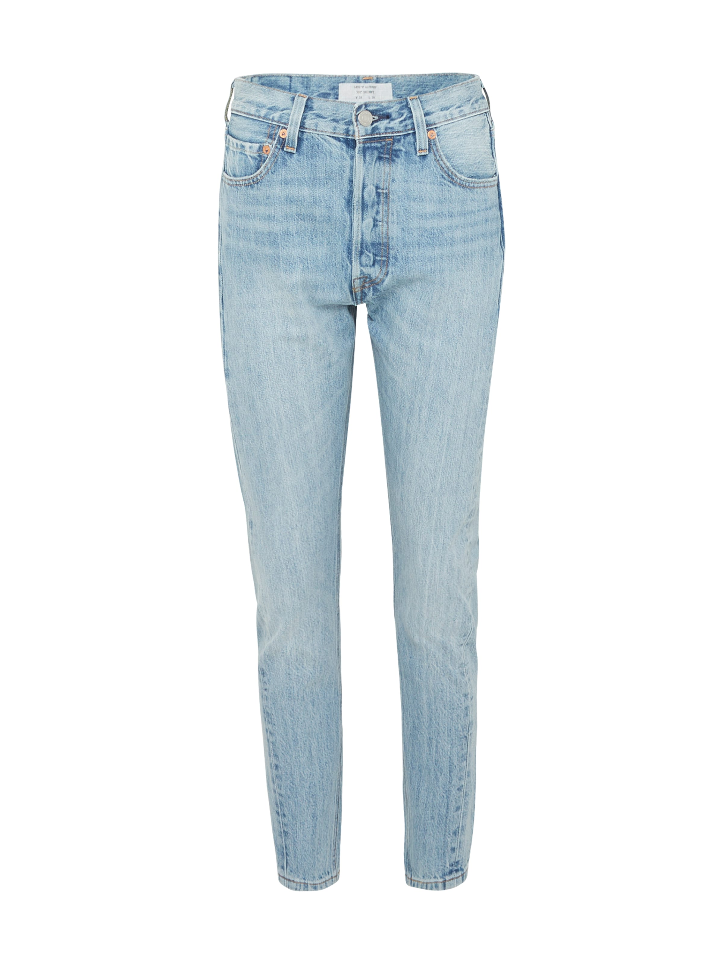 In Levi's Skinny Blue Denim Altered' '501® Jeans LSGqzVUMp