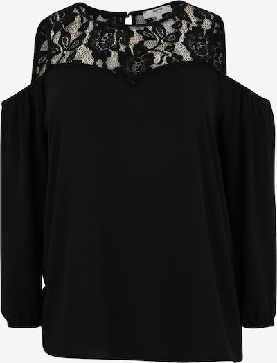 ABOUT YOU Curvy Blusenshirt 'Mariette' in schwarz, Produktansicht