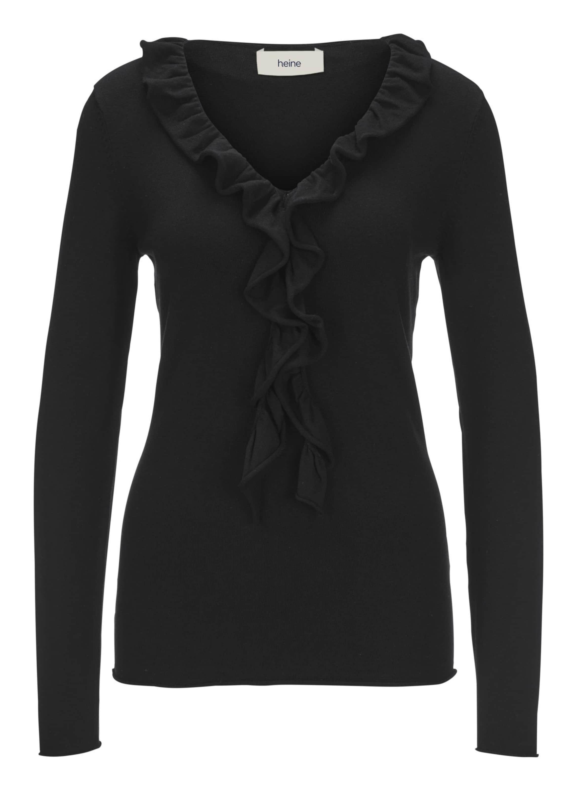 'casual' In Pullover Schwarz Heine zVqGSpMU