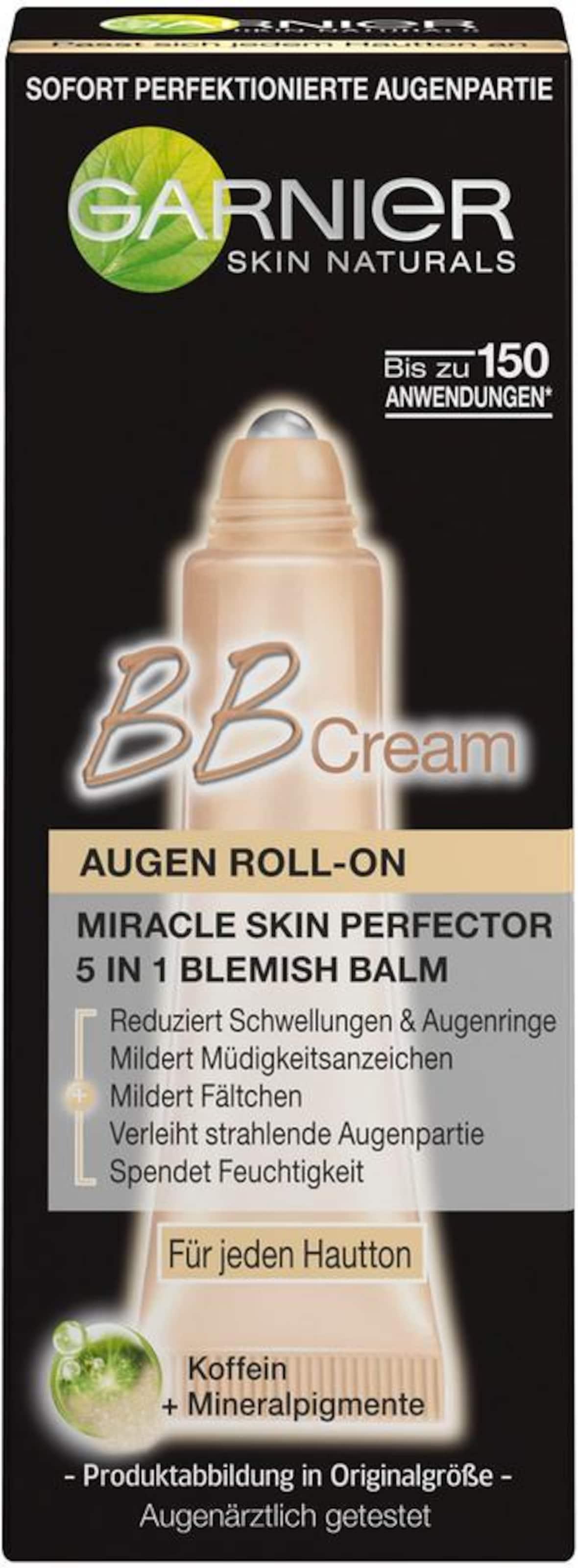 GARNIER 'Miracle Skin Perfector BB Cream Augen Roll-On', Augenpflege