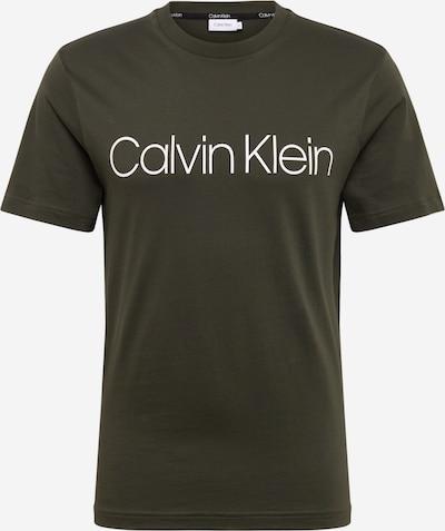 olíva / fehér Calvin Klein Póló, Termék nézet