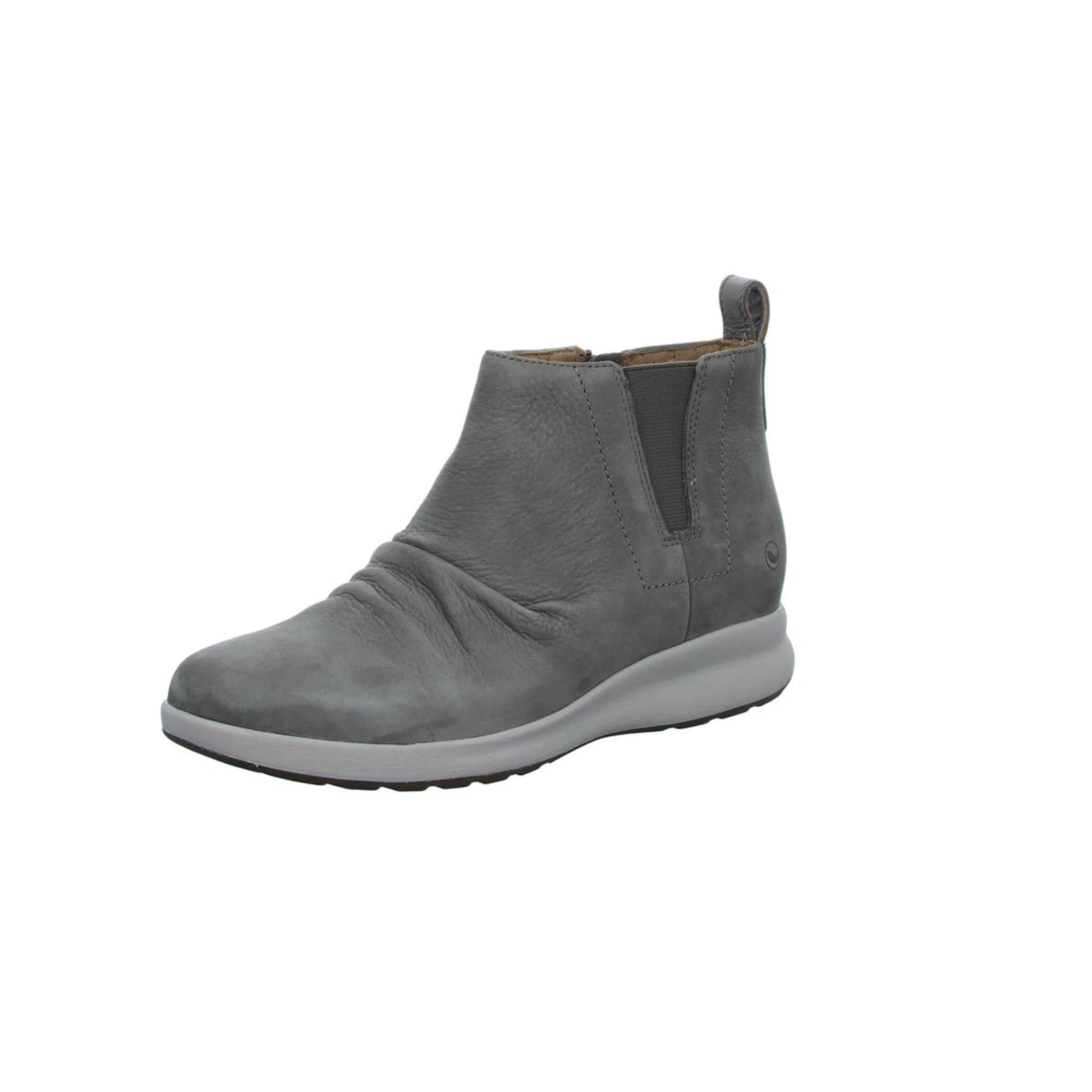 CLARKS Stiefelette in taupe