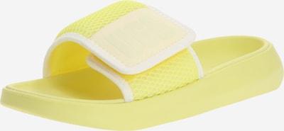 UGG Mule en jaune, Vue avec produit