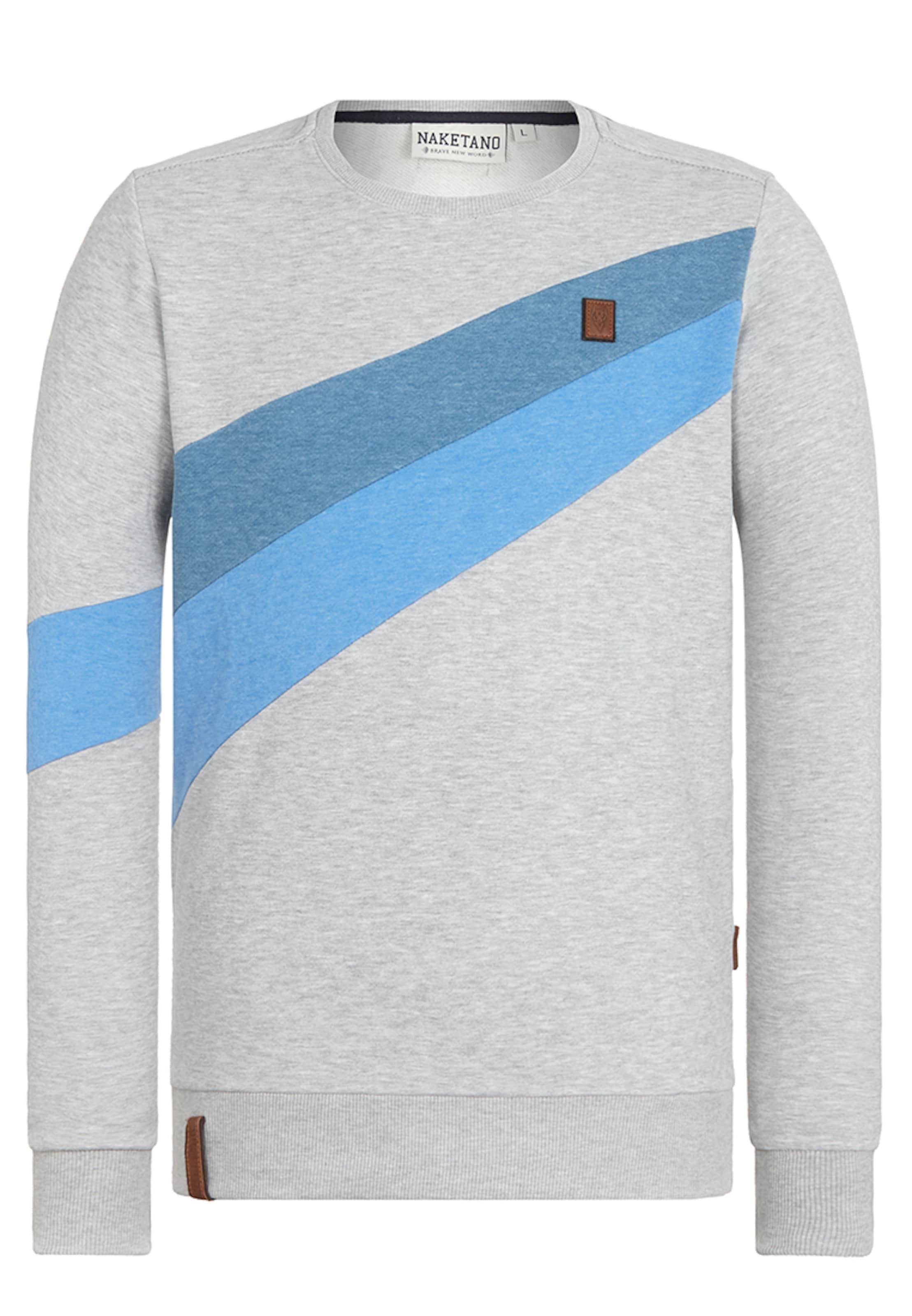 naketano Male Sweatshirt 'Verdammte Order 66 II'