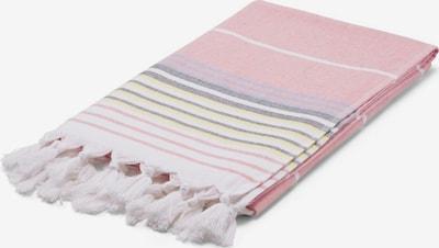 TOM TAILOR Hamam-Tuch in pink / weiß, Produktansicht