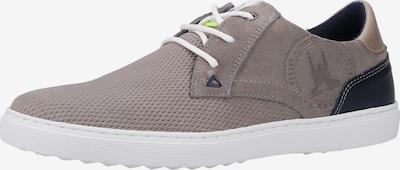Gaastra Sneaker in hellbeige / schlammfarben / schwarz, Produktansicht