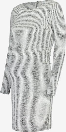 Noppies Kleid ' Silje ' in grau / graumeliert / offwhite, Produktansicht