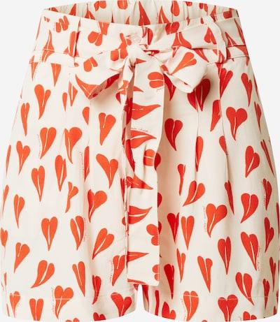 Fabienne Chapot Hose 'Susan Noa' in rot / weiß, Produktansicht