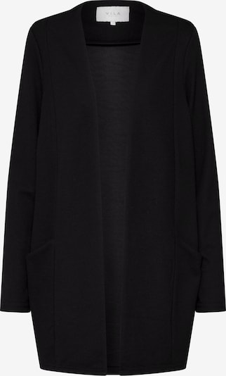 VILA Strickjacke 'Savia' in schwarz, Produktansicht