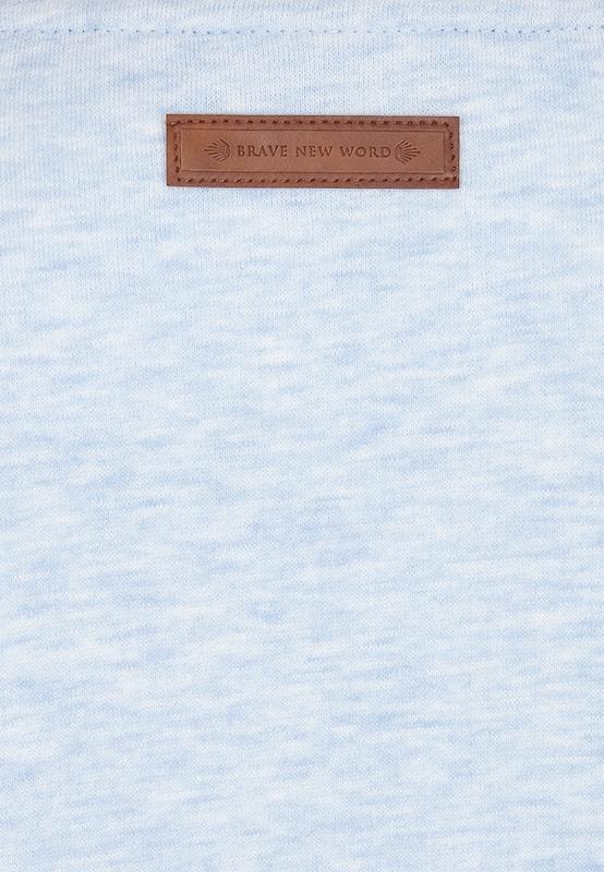 naketano Sweatshirt '2 Stunden Sikis Sport III'