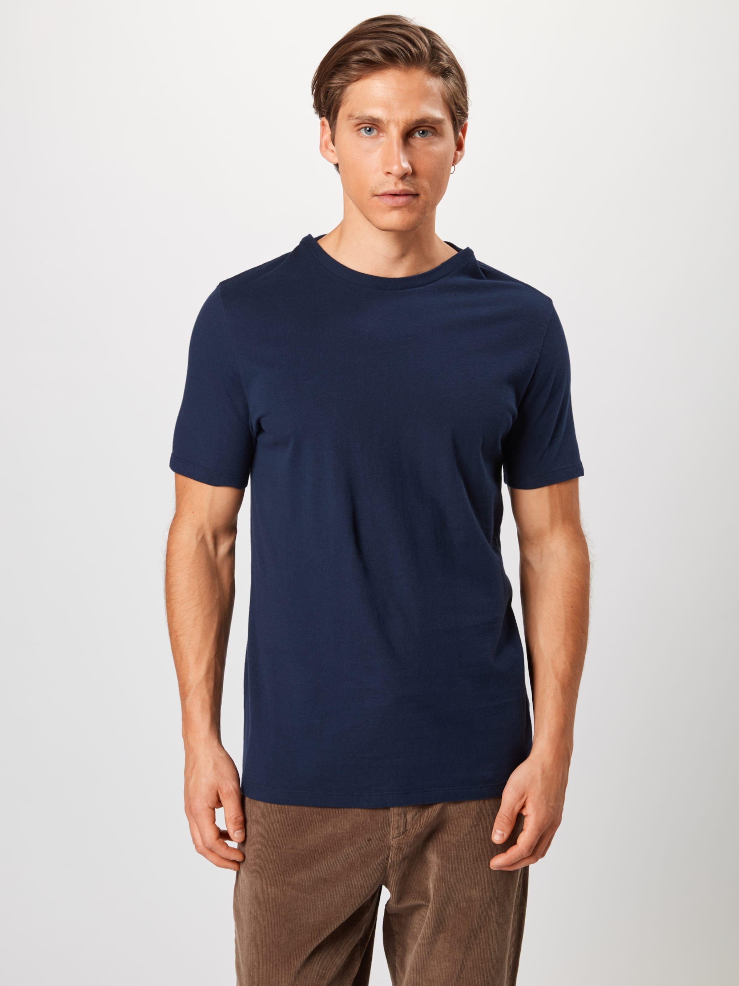 T' Bleu T shirt Marine Gap 'classic En qSVpUzGM