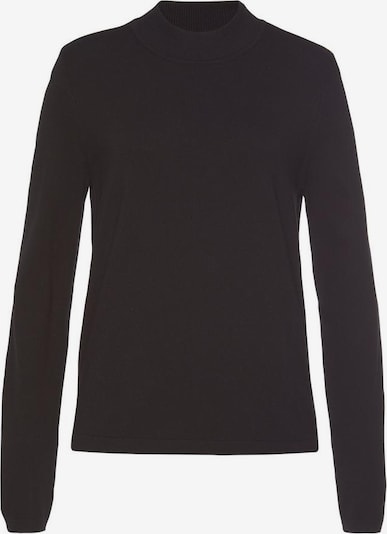 FLASHLIGHTS Pullover in schwarz, Produktansicht